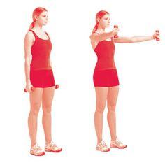 15 minute bye-bye arm jiggle workout