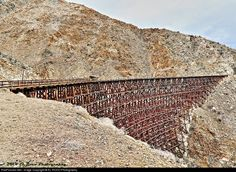 RailPictures.Net Photo: - - - - Carrizo Gorge Railway - - - - at Carrizo Gorge - San Diego County, California by EL ROCO Photography