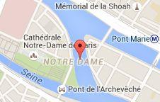 Pont Saint-Louis: carte