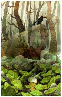 Canas Verdes: El universo paralelo de Amélie Fléchais