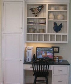 Getting ideas for the kitchen, not in this color though. Got that one wall that can handle this.