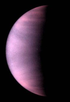 Hubble Space Telescopeimage of the planet Venus