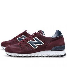 7ce9f6dbb1a New Arrival Balance 670 Women Dark Red