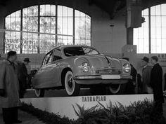 Tatra Tatraplan - 1948