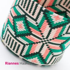Wayuu mochila 'Original'  #RiannesHaaksels #haken #mochilahaken #wayuumochila
