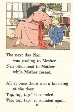 The next day Nan...