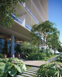 Gallery of Details Revealed of Renzo Piano's First US Residential Project at Eighty Seven Park in Miami - 26