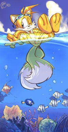 maeva :Tails 40k: by edtropolis.deviantart.com on @DeviantArt