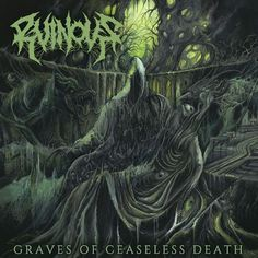 Graves of Ceaseless Death [CD]