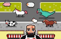 Elite Butcher - HTML5 Freelance Game Developer