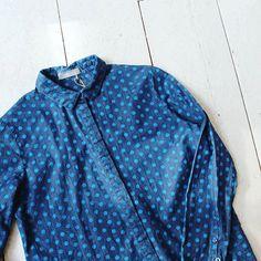 Samsøe & Samsøe blouse [size XS] #kolifleur #secondhand #sustainablefashion #dots