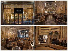 Paleta Cafe & Wine Bar In Slovakia   1001 Pallets ideas !   Scoop.it