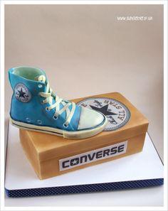 """Торт """"Кеди """"Converse"""""""