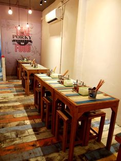 how to decorate a boat noodle restaurant - Google Search
