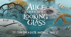 D23: Watch the 'Alice Through the Looking Glass' Presentation -- Mia Wasikowska took to the D23 stage yesterday to present her highly-anticipated sequel 'Alice Through the Looking Glass' to a packed crowd. -- http://movieweb.com/d23-alice-through-the-looking-glass-video/