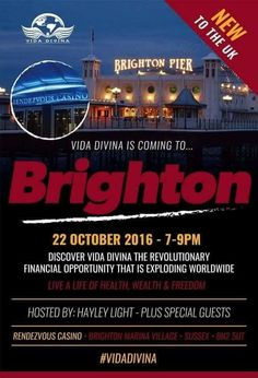 Special Guest, Revolutionaries, Brighton, Wealth, Life