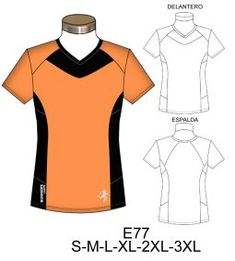 Temporada invierno 2014 Polo T Shirt Design, Tee Shirt Designs, Sports Jersey Design, Bodice Pattern, Fashion Design Sketches, Polo T Shirts, Sport Outfits, Sportswear, Fashion Outfits