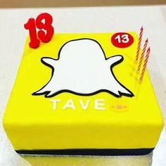 Image result for snapchat birthday cake