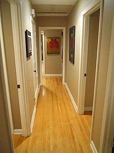 Light Wood Floor Tan Walls For The Home Tan Walls