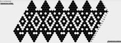 Схемы для обвязанных бусин с фото — Бисерный Дайджест