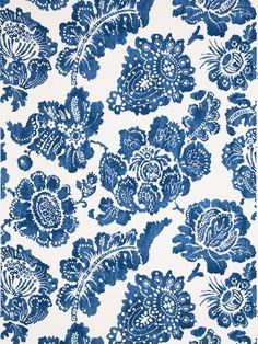 Stroheim Giselle in Indigo 1081E Fabric No. 6021602