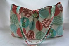 Hey, I found this really awesome Etsy listing at https://www.etsy.com/listing/221302446/kitchenalia-print-retro-purse-handbag