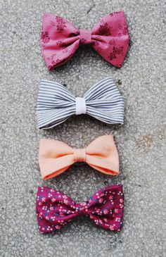 cute bows for your hair!