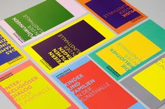 "Heine/Lenz/Zizka developed the new corporate identity for the Hamburger Kunsthalle from scratch – from the overall appearance, to the website, to the signage system. The campaign ""Die Kunst ist zurück"" (The Art is Back) additionally called attention to th…"