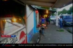 Comerciantes de la zona de Gurabito en Santiago preocupados por desalojos de las casetas