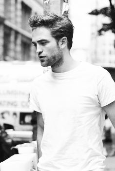 Robert Pattinson.  Thank you, Jesus.
