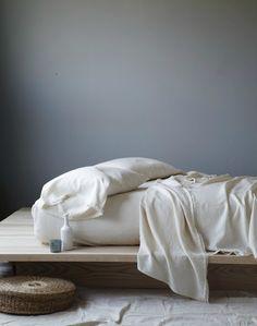 White Mood #Designersguild #dreambedroom