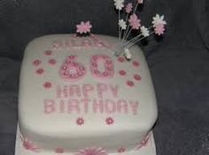 144 Best 60 Birthday Cakes Images In 2019