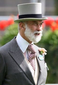Prince Michael of Kent. That knot sir :)