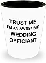Awesome wedding officiant shot glasses gift - Trust me I'm an Awesome Weddin. Awesome wedding officiant shot glasses gift - Trust me I'm an Awesome Weddin. - *All Diet & Healthy Recipe Tried* - Romantic Gifts For Husband, Thoughtful Wedding Gifts, Best Gift For Wife, Valentine Gift For Wife, Christmas Gifts For Wife, Birthday Gifts For Girlfriend, Gifts For Wedding Party, Gifts For Mom, Mother's Day Mugs