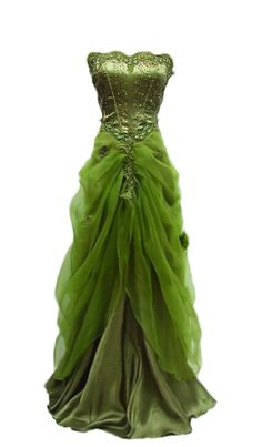 Gown- 103 png by AvalonsInspirational