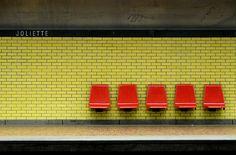 Joliette - seating