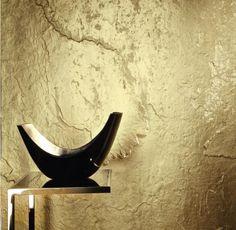 """gold """"slate"""" wallpaper."""