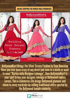 My New Infographic For Bollywoodkart Online Fashion Store | @Piktochart Infographic