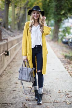 Chicwish Cardigan - Blonde Expeditions
