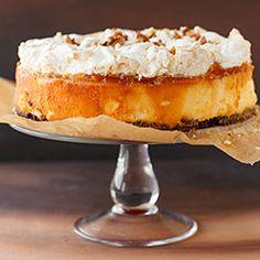 Sernik Królewski | Blog | Kwestia Smaku Calzone, Cookie Desserts, Cake Cookies, Camembert Cheese, Cheesecake, Pudding, Pie, Sweet, Cakes