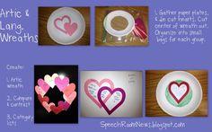 Speech Room News: Valentines Day in the Speech Room