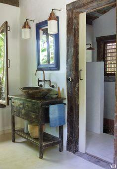 Anderson Cooper's Vacation Home, Trancoso, Bahia, Brasil