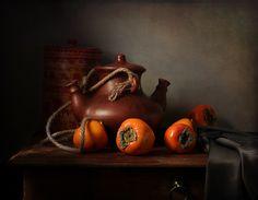Still Life Photography Хурма© татьяна карачкова