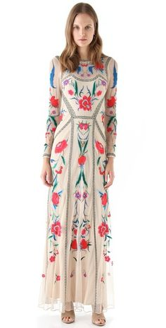 temperley london. this dress is amazing