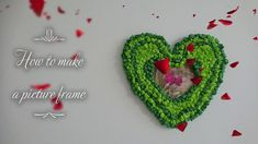 DIY How to make a picture frame - handmade photo frame - crafts - decoration - ideas - Activities for kids staying at home during the corona-crisis - 8 You c. Photo Frame Crafts, Packing Cartons, Stay At Home, Decor Crafts, Handicraft, Kids Learning, Picture Frames, Something To Do, Activities For Kids