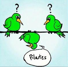 Humor Pilates :-)