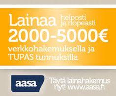 Rahaa,Hintaa,nappulaa,fyrkkaa 2016!: Aasa 2016 Edullinen joustava vaihtoehto!