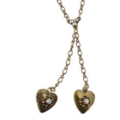 Heart Locket Necklace From The Michal Negrin Classic Collection (€100) ❤ liked on Polyvore featuring jewelry, necklaces, heart locket jewelry, locket jewelry, heart necklace, heart shaped locket and heart jewelry