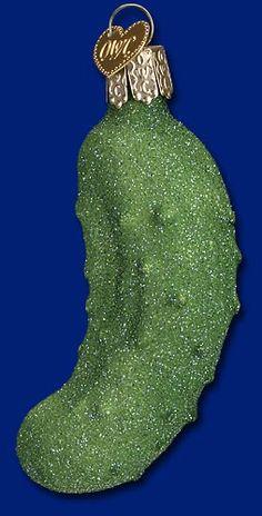 28093                - Glistening Pickle, 3¼