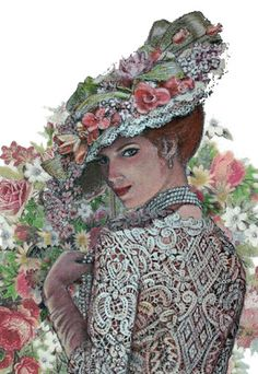 'Flower Lady'